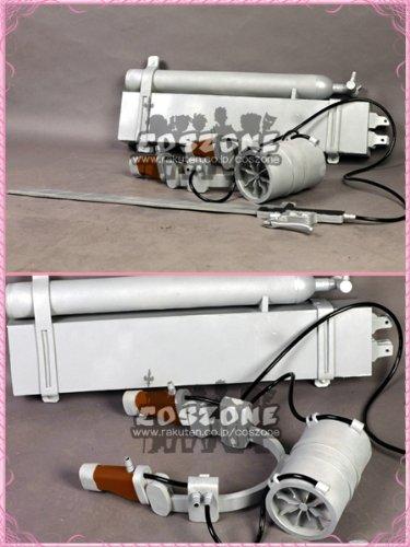 進撃の巨人風◆立体機動装置◆コスプレ道具