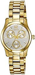 Aspen Power Bold Analog Silver Dial Womens Watch - AP1794