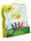 Crayola Color Me Bathtub Mirror