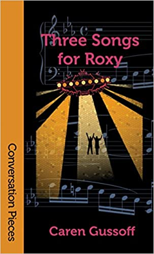 Three Songs for Roxy cover