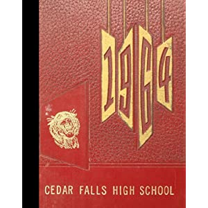 (Color Reprint) 1964 Yearbook: Cedar Falls High School, Cedar Falls, Iowa Cedar Falls High School 1964 Yearbook Staff