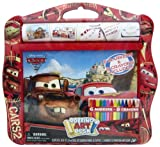 Tara Toy Cars 2 Rolling Art Desk