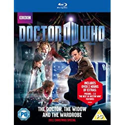 Doctor Who: 2011 Christmas Special [Blu-ray]