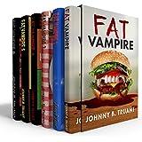 Fat Vampire Big Fat Box Set (The entire 6-book series): An Underdog Vampire Collection (Fat Vampire satire series)