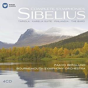 Sibelius: Complete Symphonies, Tapiola, Karelia suite, Finlandia, The Bard by EMI