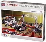 Mega Bloks ProBuilder - McLaren F1 Pitstop