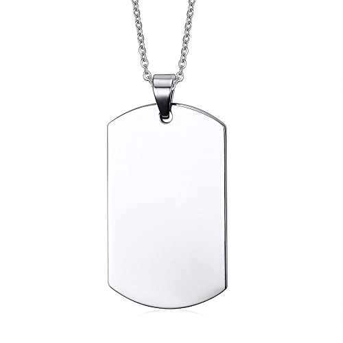 Custom Military Dog Tags