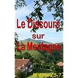 Le Discours sur la montagne