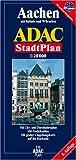 echange, troc Plans ADAC - Plan de ville : Aachen