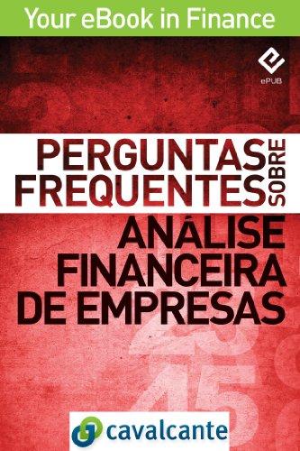 Cavalcante - Perguntas Frequentes Sobre Análise Financeira de Empresas