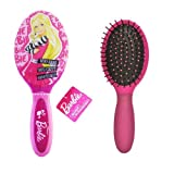 Mattel Barbie Brush - Who Says You Can't Have It All? - Barbie hair Brush