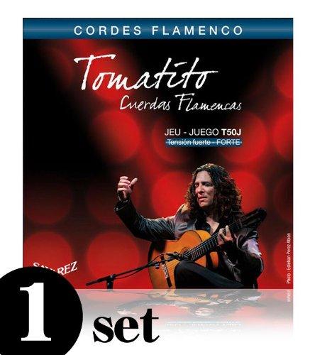 SAVAREZ (Sabres) Tomatito T50J (high tension) flamenco guitar chords you try 1 set