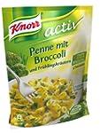 Knorr activ Penne mit Broccoli und Fr...