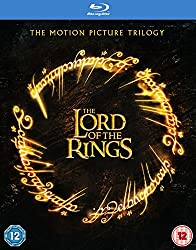 The Lord Of The Rings Trilogy [Blu-ray] [2015]