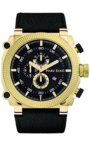 Marc Ecko uomo-Orologio da polso cronografo luenette M20022G1