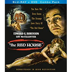The Red House Blu-Ray + DVD Combo Pack