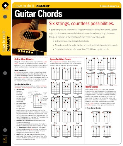 Guitar Chords: Six Strings, Countless Possibilities