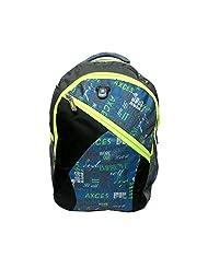 Donex Designer Light Weight Multicolor 30 L School/College Backpack - B010WQPOO8