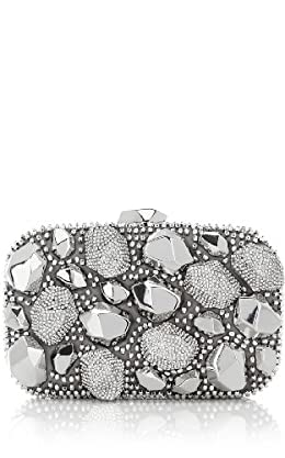 Metallic Jewel Bag