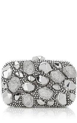 Metallic Jewel Bag