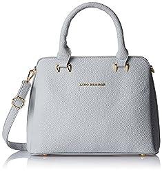 Lino Perros Women's Handbag (Grey)