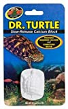 Zoo Med Laboratories SZMMD11 Dr. Turtle Slow-Release Calcium Block