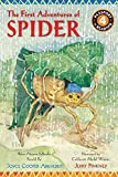 img - for [The First Adventures of Spider: West African Folktales] (By: Joyce Cooper Arkhurst) [published: June, 2012] book / textbook / text book