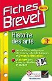 echange, troc Laure Pequignot-Grandjean - Fiches Brevet Histoire des arts 3e: Fiches de cours - Troisième