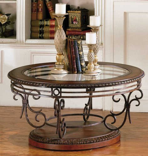 buy low price crescendo end round table
