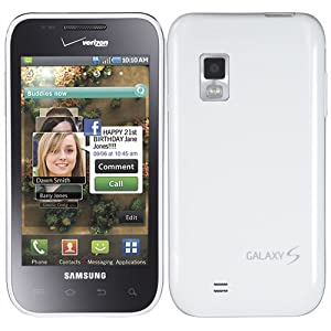 Samsung Fascinate No Contract Cell Phone 3G Android Smartphone Verizon