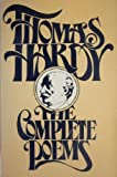 Complete Poems of Thomas Hardy (0020696000) by Hardy, Thomas
