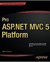 Pro ASP.NET MVC 5 Platform