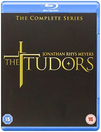 The Tudors Complete Season 1 - 4 / チューダーズ < ヘンリー8世 背徳の王冠 >[Blu-ray] [Import]