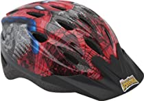 Bell Spider-Man Web Shooter Child Bike Helmet (Red)