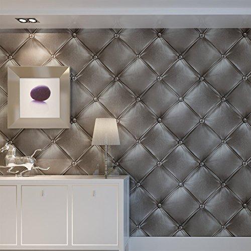 europa hanmero pvc fernseher hintergrund leder mustertapete relief 3d wallpaper 0 53 10m 5. Black Bedroom Furniture Sets. Home Design Ideas