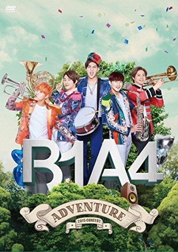 B1A4 ADVENTURE 2015 [DVD]