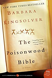 The Poisonwood Bible by Barbara Kingsolver ebook deal