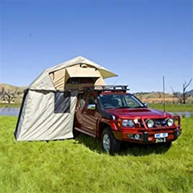 ARB ARB3102 Simpson III Brown Rooftop Tent Annex/Changing Room