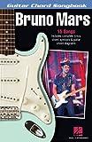 Bruno Mars - Guitar Chord Songbook (Guitar Chord Songbooks)