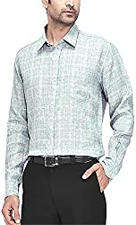 VikCha Men's Casual Shirt PCPL 1110032_L
