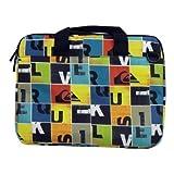 Quiksilver Roxy Messenger Laptop Shoulder Sleeve Padded School College Bag 17