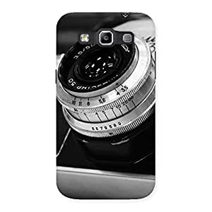 Delighted BW Camera Up Back Case Cover for Galaxy Grand Quattro