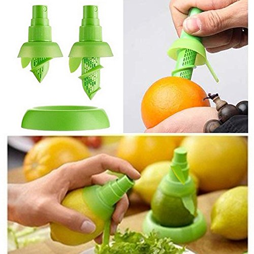 Lemon Juice Sprayer Citrus Spray Hand Fruit Juicer Mini Squeezer Kitchen Tools (Plastic Lemon Juicer Sprayer compare prices)