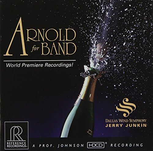Arnold for Band / Scottish Dances / Little Suite 1