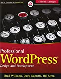 Professional WordPress: Design and Development (Wrox Programmer to Programmerwrox Professional Guides) by Brad Williams (18-Jan-2013) Paperback