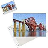 Photo Jigsaw Puzzle of Forth Rail Bridge over the Firth of Forth, South Queensferry near Edinburgh, from Robert Harding