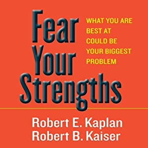 Fear Your Strengths Audiobook