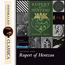 Rupert of Hentzau (Zenda 2) Audiobook by Anthony Hope Narrated by Andy Minter
