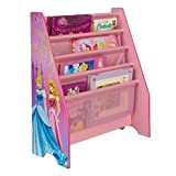 Hermoso Beautiful Colours Disney Princess Sling Bookcase.