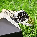 Genießen Armbanduhren Automatik Chronograph Uhr Uhrarmband Business Watch Damen